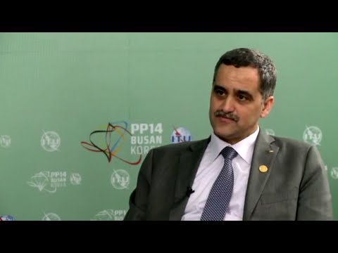 ITU PP14 INTERVIEW: Allam Mousa, Minister, Telecommunications & Information. Technology, Palestine