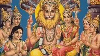 Runa Vimochana Narasimha Stotram (Pandit R.DAKSHINAMOORTHI)