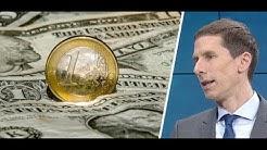 Euro-Höhenflug: EZB warnt vor einem Währungskrieg um den US-Dollar