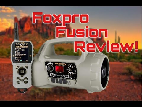 Still One Of The Best Electronic Calls In 2019? Review Of The Foxpro Fusion