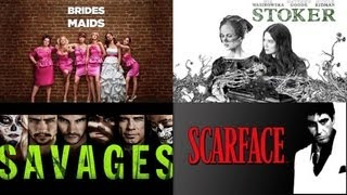[closed] Movie Code Giveaway Batch #4: Bridesmaides, Stoker, Savages, Scarface