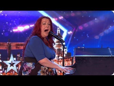 Siobhan's HILARIOUS song for all the mums | Auditions | BGT 2019
