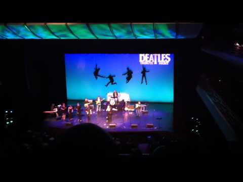 Oh Darling LIVE at The Tosco Music Party Beatles Tribute