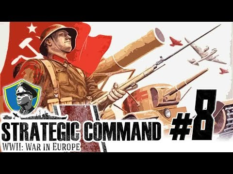 Strategic Command: WWII | #8 | EEUU entra en la guerra