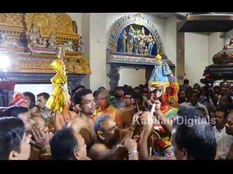 Highgatehill Murugan Temple Kanthasasty 2015 Day 6 Event