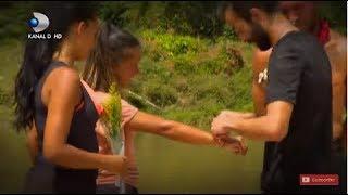 Survivor Romania(02.03)-Gratiela, criza de furie! Ce i-a facut Elena? Cristian a pus ochii pe Asiana