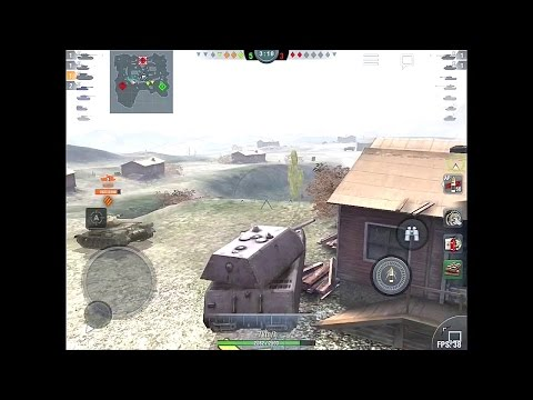 World of Tanks Blitz - Maus, Copperfield from YouTube · Duration:  6 minutes 59 seconds