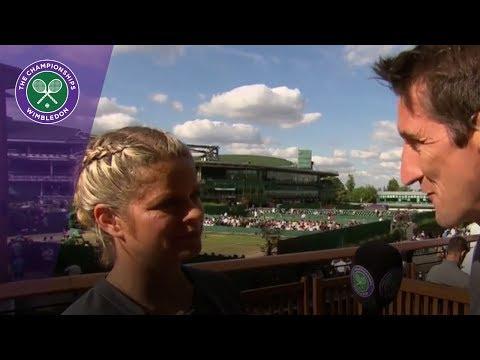 Kim Clijsters previews the Wimbledon 2017 ladies' semi-finals