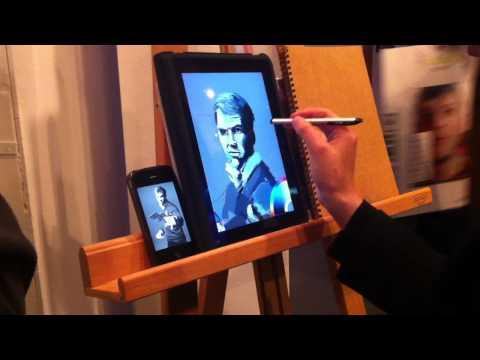MacWorld 2011 Gadgets  ArtRage for iPad and RingO