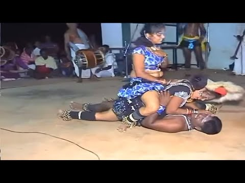 Vellanoor Karakattam pudukkottai Village dance கரகாட்டம் 2017 HD 720p