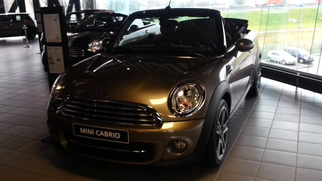 Mini cooper cabrio 2014 in depth review interior exterior youtube Mini cooper exterior accessories