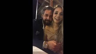 Kısmetse Olur semih kurtulmus yeni sevgilisi ile birlikte | Canlı Instagram Yayını | #kismetseolur