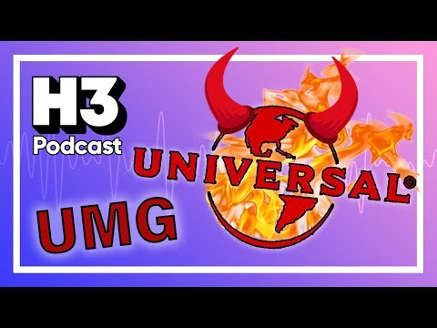 We Must Stop UMG - H3 Podcast #122