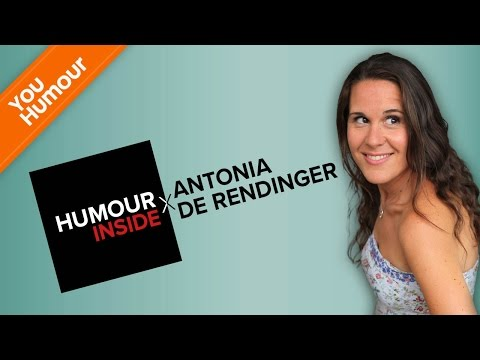 HUMOUR INSIDE - Antonia De Rendinger