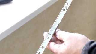 Ремонт пластиковых окон. Поворотно откидной запор(, 2013-11-03T14:25:12.000Z)
