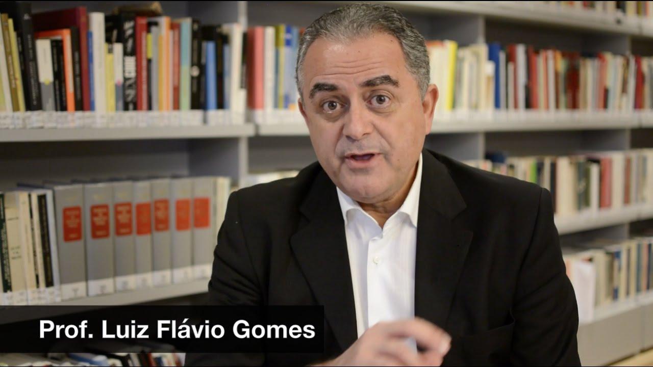 Resultado de imagem para Luiz Flávio Gomes  * Jurista e professor.