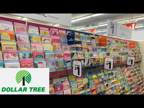 $0.50 Greeting Cards At Dollar Tree!