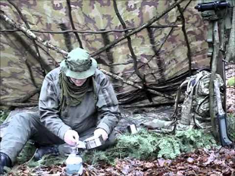 Outdoor Wilderness Survival and Bushcraft Training 01/2011