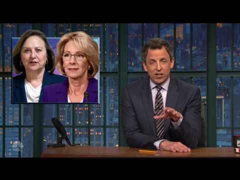 Deb Fischer - We have to vote for DeVos and then teach her about public schools?