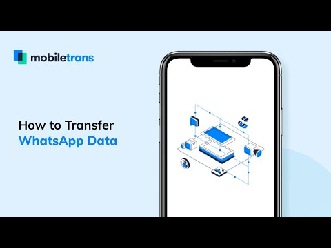 How to Transfer WhatsApp Data from Android to iPhone or iPhone to Android