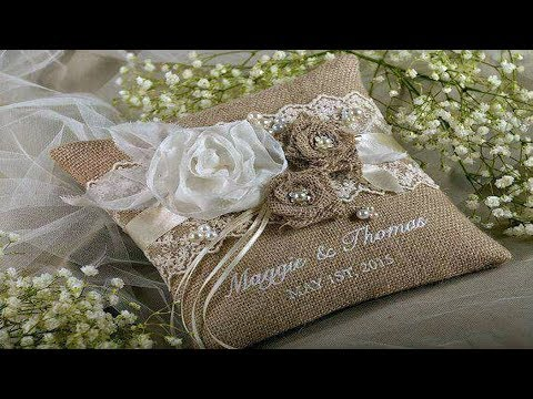 Creative DIY Projects Made with Burlap | NEW BURLAP DECOR COLLECTION