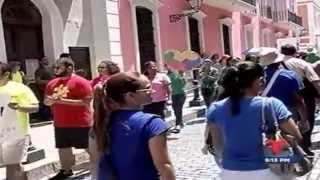 Protestan En Defensa Niños De Educación Especial