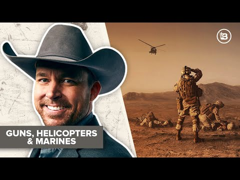 Ep 15 |  Guns, Helicopters, and Marines | The Chad Prather Show | Guests: Joseph and Jared Stanyer