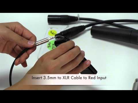 Sony MP3 Voice Recorder, Mic How-To