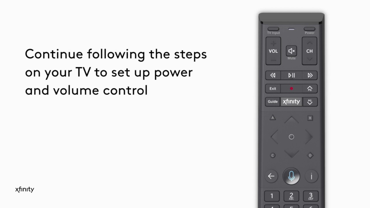 How to Pair and Program Your Xfinity Voice Remote - Xfinity Support