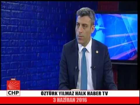 ÖZTÜRK YILMAZ HALK HABER TV 03/06/2016