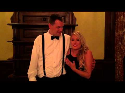 Music Man Entertainment Testimonials- Brittany & Stephen @ The Canfield Casino