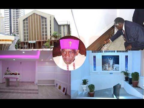 Exclusive: Ndingi Mwana a\'Nzeki\'s burial place under Holy Family Basilica