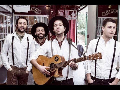 Music8 Folk Rock Showreel