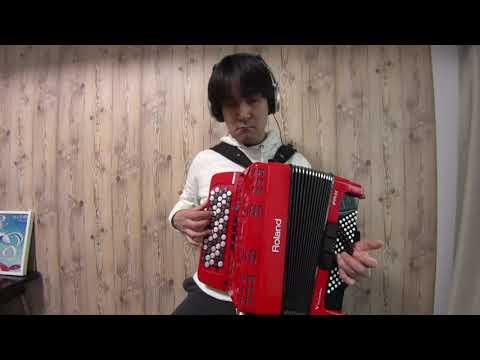 J'envoie valser de Zazie (Roland V-accordion FR-1xb)