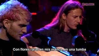 Alice In Chains - Down In A Hole (Subtitulos Español) HD