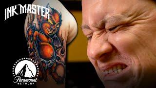 Bravest Tattoo Virgins on Ink Master 🍒