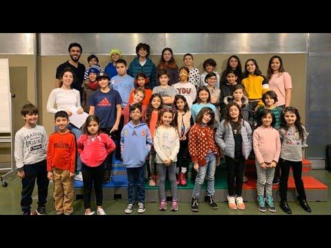 Pardis for Children - Yalda Celebration - Fall 2019