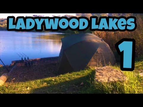 #CARP FISHING 2018# Ladywood Lakes Big Lake, Yorkshire