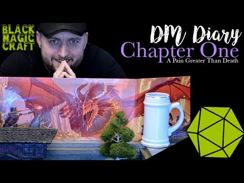 DM Diary Chapter One: A pain greater than death.. (Black Magic Craft)