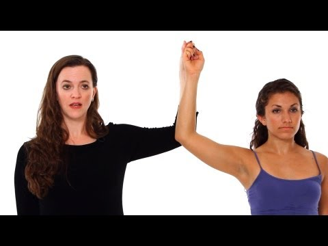 How to Do Ceili Position | Irish Step Dancing