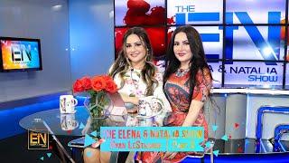 The Elena & Natalia Show | Preach, Pray, & Prophesy with Ryan LeStrange - Part 3