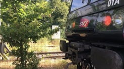 De Saint-Martin d'Étampes à Saint-Quentin en Yvelines en cabine de la Z20963