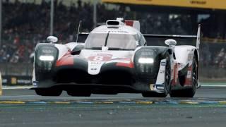 2019 Le Mans 24 Hours Saturday Race Action
