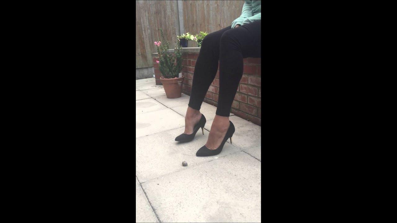 bug crushing videos