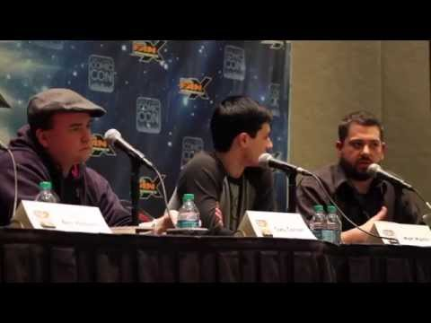 TDG: Fan X 2015: Star Wars Film Panel