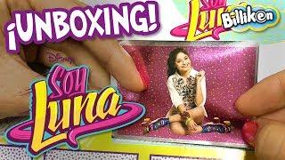 Unboxing Soy Luna -temporada 2- Billiken Panini #03