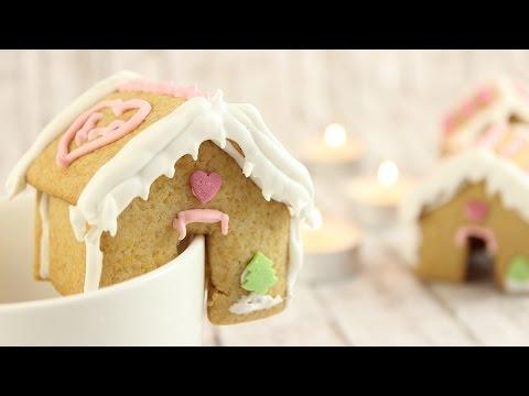 gingerbread-tassenkekse-(mini-gingerbread-houses)