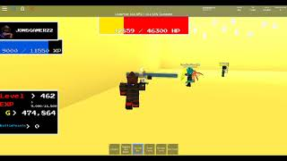 All boss sans Undertale AUs RPG (UPD+) Roblox