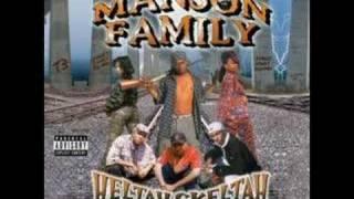 Manson Family- Bar None