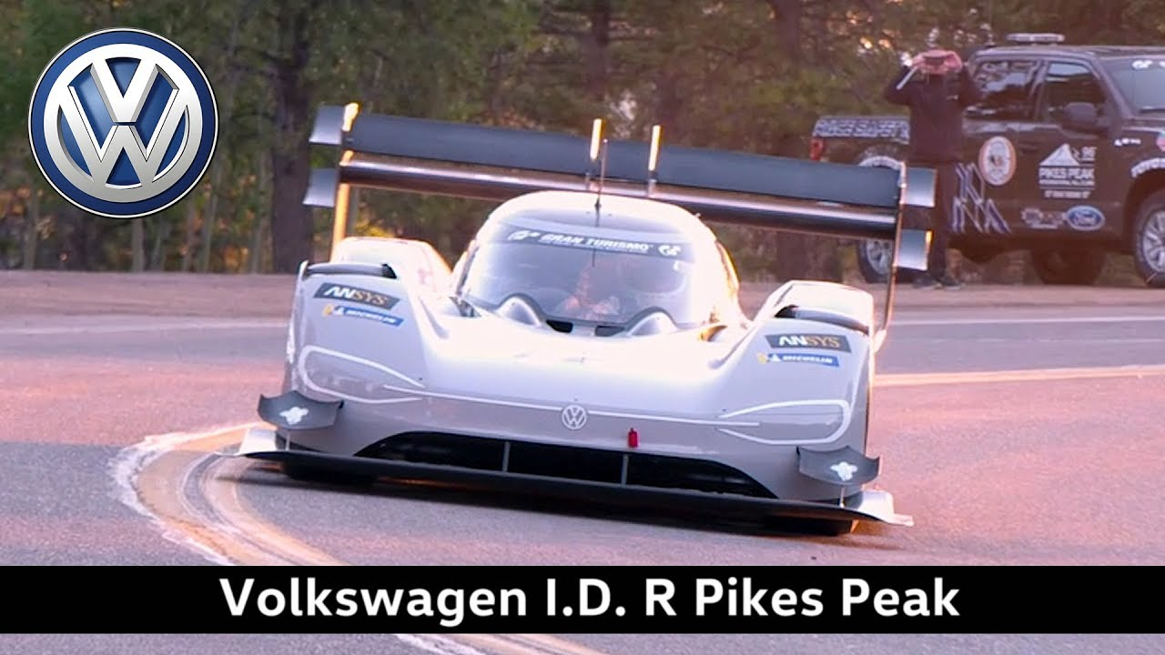 volkswagen i d r pikes peak testing interview with romain dumas youtube. Black Bedroom Furniture Sets. Home Design Ideas